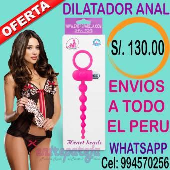 BALAS VIBRADORAS SEXSHOP TACNA OFERTAS CONSOLADORES TLF: 01 4724566 - 994570256