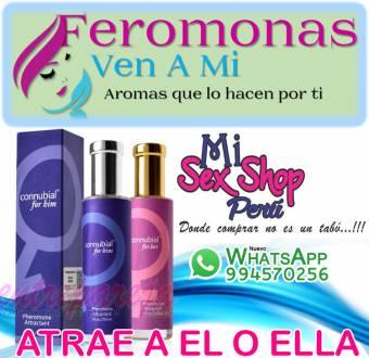 PERFUME SEDUCTOR SEXSHOP FEROMONAS LOS OLIVOS TLF: 01 4724566 - 994570256