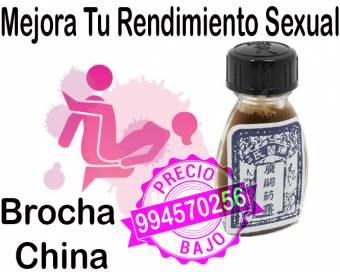 Brocha china para varones - sexshop juguetes con vibracion Tlf: 01 4724566- 994570256