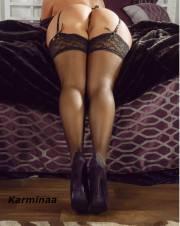 Dame tu verga hoy te hago maravillas Karminaa....zonas en el texto