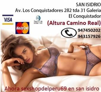 GALERIA EL CONQUISTADOR NUEVA TIEND SEXSHOP DEL PERU 69
