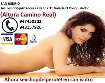 NUEVA TIENDA SAN ISIDRO SEXSHOP DEL PERU 69