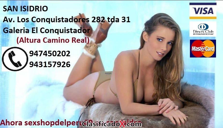 SEX - Juguetes - Lima- Trujillo - Piura - Paita - Chiclayo , etc