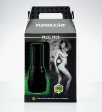 Fleshlight Pink Vagina Textura Original Value Pack. Masturbador Masculino. Envíos a Málaga