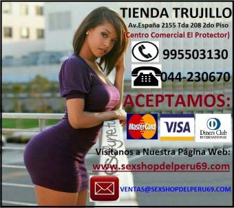 Trujillo - sexshopdelperu69.com¡¡ NUEVAS NOVEDADES :)