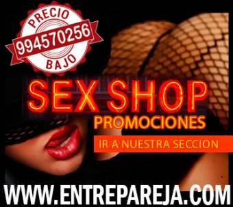 SEXSHOP JUGUETES SEXUALES - RETARDANTES - LENCERIA - DILDOS Y MAS 994570256