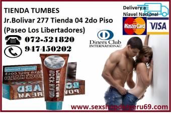 Tumbes: Jr. Bolívar 277 Tienda 04 2do Piso -Sex-Juguetes+