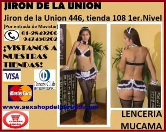 Lenceria - LIMA +