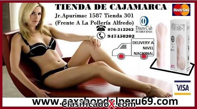Cajamarca----Jr. Apurimac1 587 Tienda 301-----SEXshop - lenceria , etc