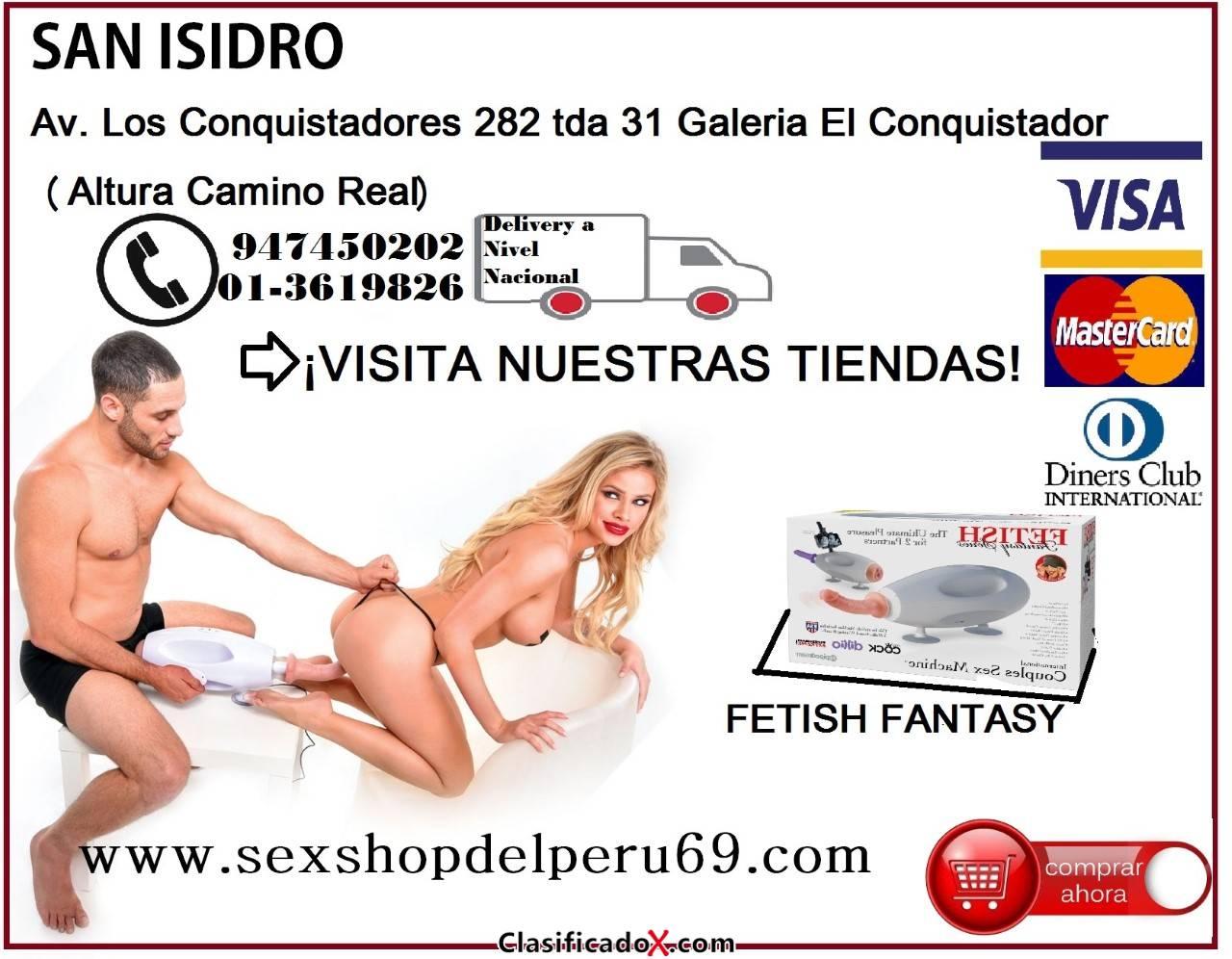 san isidro sex shop del peru --- lima
