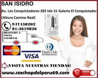 San Isidroo - Jugueteria Sexual +18