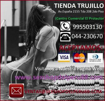 TRUJILLO - ARTICULOS SEX SHOP *****