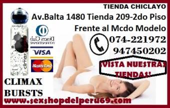 Sex shop- Lubricantes , etc******