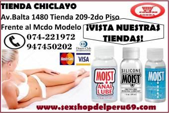 LUBRICANTES ANAL MOIST EN CHICLAYO