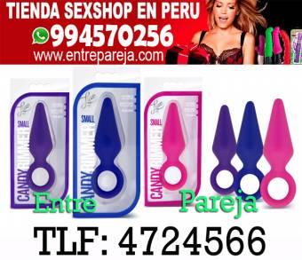 Anal Toys Juguetes Dilatadores Vibradores Sexuales Sexshop peru Lima San isidro lince 994570256