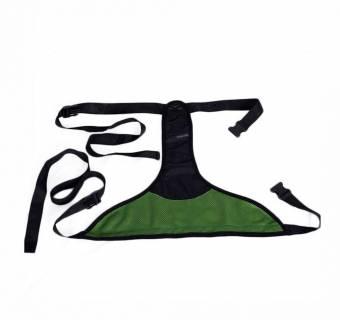 GAOYU Banda fija de seguridad Cinturón de seguridad, malla de cinturón de seguridad y cojín Antideslizante Práctico - Paciente anciano o inconsciente a largo plazo postrado en cama,1#. Envíos a