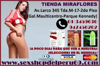sexshop --- del peru ---- Miraflores
