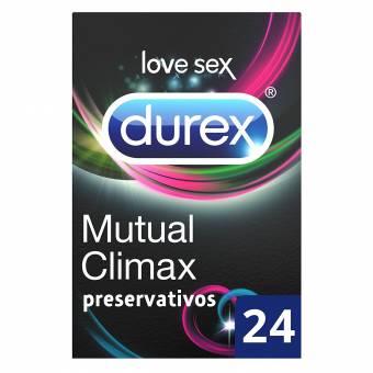 Durez Pack de Preservativos Climax Mutuo y Intense Orgasmic. Envíos a Albacete