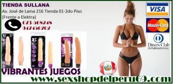 sullana --- sex shop --- 69 entrega gratis