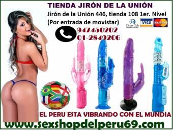 SEXSHOP LIMA Y PROVINCIAS -- PERU