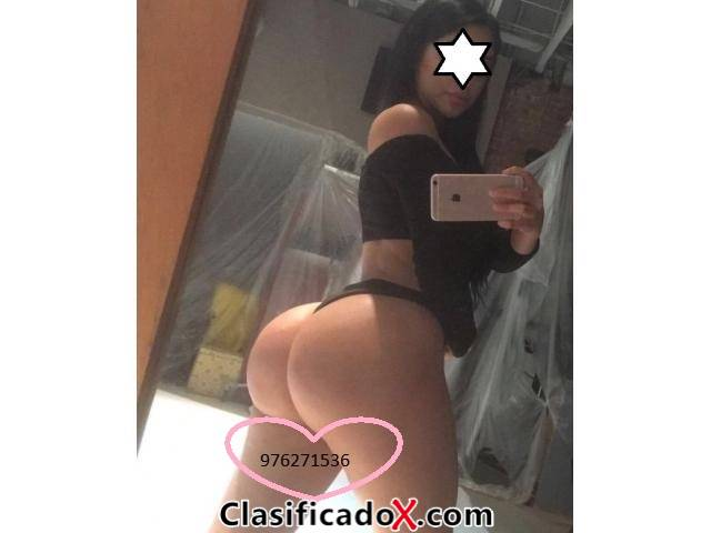 PUTITA LINDA METRO U DE CHILE !! 976271536 DISPONIBLE FULL
