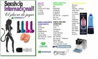 empresa importadora y distribuidora en Perú venta de juguetes sexuales CL 964864773 TLF 01 3338799
