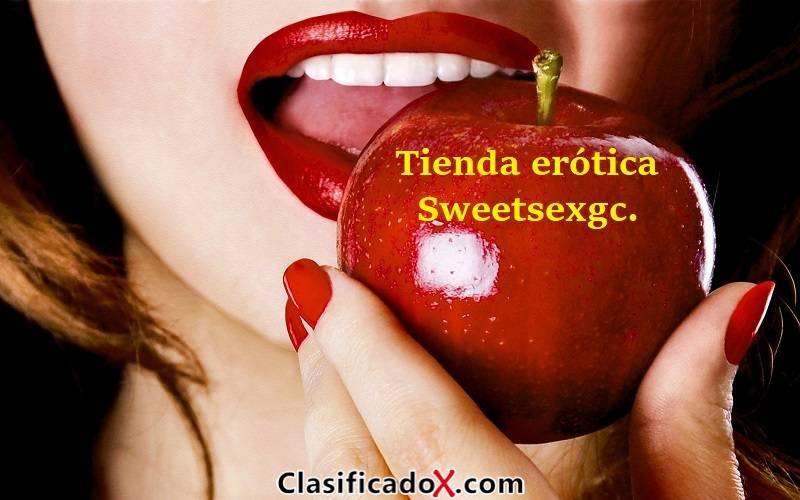 Tienda erótica SweetSexgc.