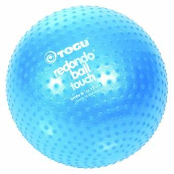 Togu 493200 Redondo Ball Touch - Pelota de pilates y entrenamiento azul azul Talla:azul. Envíos a Jaén