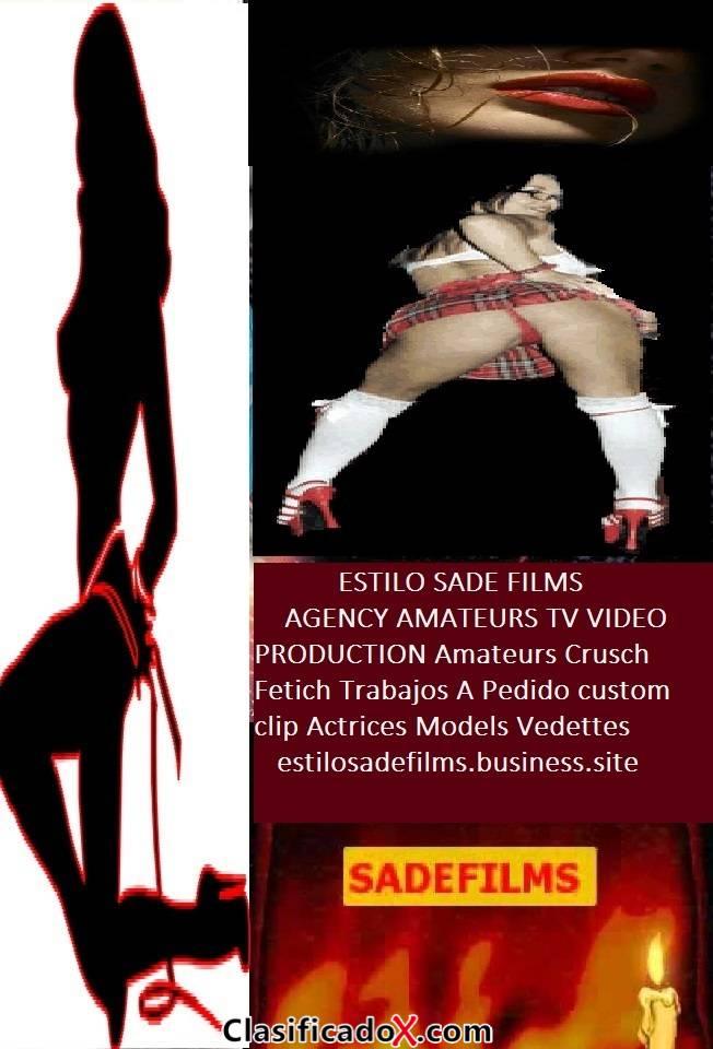 AGENCY AMATEURS TV VIDEO PRODUCTION