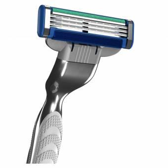 Gillette Mach3 Turbo X - Recambios para cuchilla de afeitar, 12 unidades. Envíos a Jaén