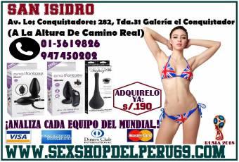 JUGUETERIA SEXUAL ..-- LIMA- PERU