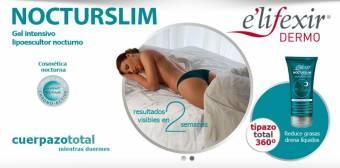 Elifexir Dermo Nocturslim 200 Ml. Envíos a València