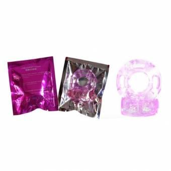 NINGNETI Productos Sexuales Hombres Vibradores Collares Retraso Bloqueo Prematuro Juguetes Sexuales Finos para Hombres. Envíos a Barcelona