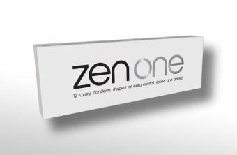 24lujo estriado y punteado Condones. Extra lubricación–Zen Preservativos (2paquetes). Envíos a Granada