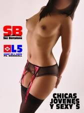Chicas Jovenes y Sexy´s en Barcelona!!! Desde 20€