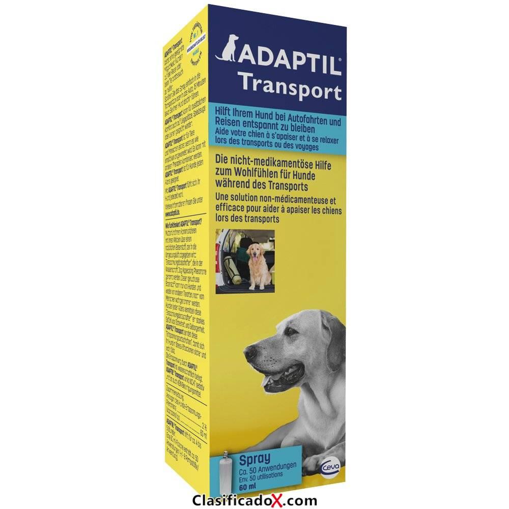 Adaptil Espray de feromonas para perros 60 ml 066102. Envíos a Almería