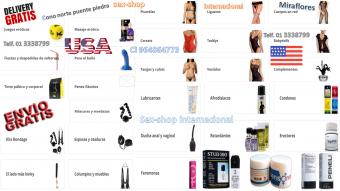 AMPLIAS COLECCIONES DE PRODUCTOS EROTICOS tlf3338799 cl 964864773