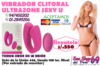 sex shop tiendas a nivel nacional--peru