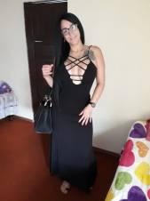 Laura chica nueva grandes senos hermosas Facciones