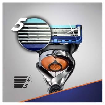 Gillette Fusion ProGlide - Maquinilla de afeitar con FlexBall. Envíos a Las Palmas