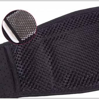 HEALIFTY Autocalentamiento Lumbar Brazo Inferior de Apoyo Ajustable Cinturón Posterior de la Cintura (Negro). Envíos a Palencia