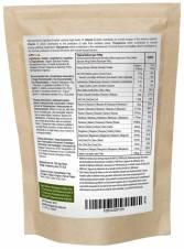 Polvo Organico Spirulina (200g) | MySuperFoods/ Repletas de proteína, calcio y vitaminas / Rica en nutrientes / la mejor calidad disponible /certificado como producto orgánico por el Soil Associati