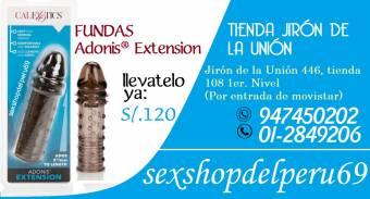 -SAN BORJA-SEX SHOP-JUGUETES ERÓTICOS