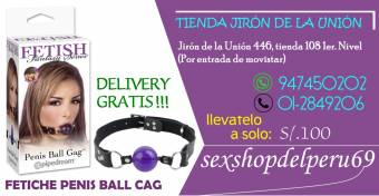 sex shop  --jiron de la union Lima*