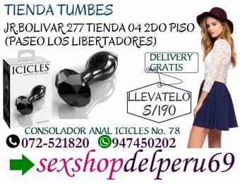 TUMBES SEX SHOP TIENDA ERÓTICA PERU