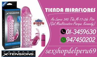 SEX SHOP ----  FUNDAS DE PENE