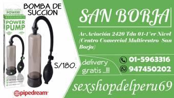 SAN*BORJA /juguetes eróticos/SEX shop