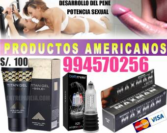 SEXSHOP TITAN GEL PERU SEXSHOP CAJAMARCA CONSOLADORES PIEL TLF. 01 6221274 - 994570256