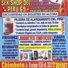 SEX SHOP DEL PERU 69