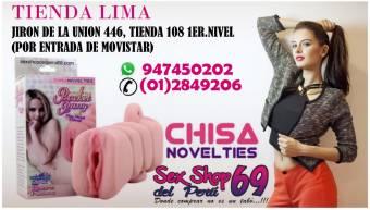 SEX+SHOP /Juguetes Eróticos/ SAN*BORJA